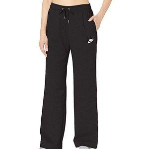 Nike Cotton Sweatpants black XL womens